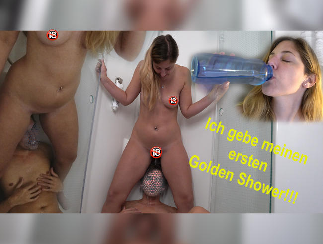 Video Thumbnail Mein erster Golden-Shower (aktiv)!!!