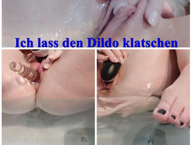 Video Thumbnail Ich lasse den Dildo klatschen