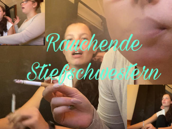 Video Thumbnail Rauchende Stiefschwestern :)