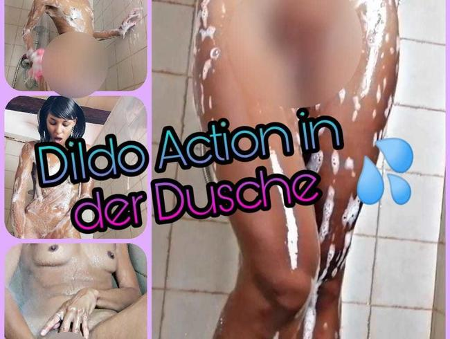 Video Thumbnail Dildo Action der Dusche