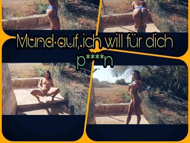 Video Thumbnail Mund auf ,ich will für dich p****n   >:)