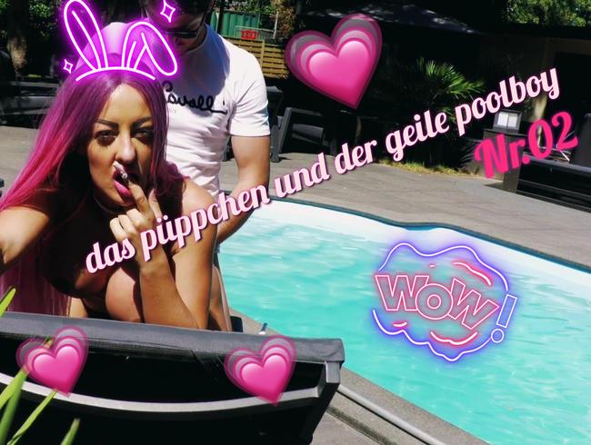 Video Thumbnail Das Püppchen und der geile Poolboy Nr.02