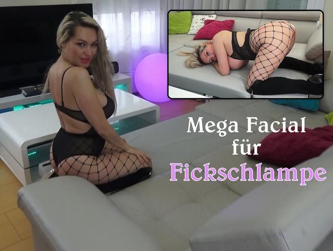 Video Thumbnail Mega Facial für Fickschlampe!