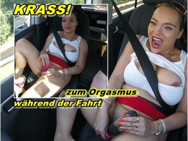 Video Thumbnail KRASS! Public während der Fahrt zum Orgasmus !