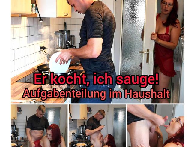 Video Thumbnail Er kocht, ich SAUGE! Aufgabenteilung im Haushalt