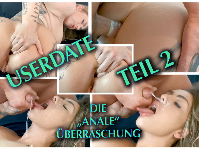 Video Thumbnail Userdate Teil 2 - Die anale Überraschung