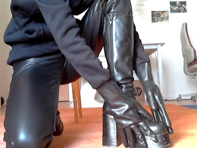 Video Thumbnail Dicke-Stiefel