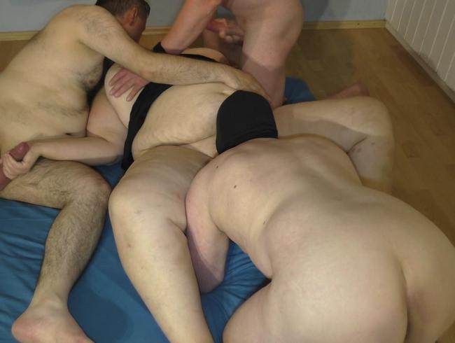 Video Thumbnail Drei Kerle sind nicht zu bremsen 1