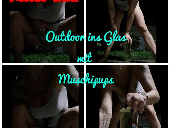 Video Thumbnail Outdoor ins Glas mit Muschipups