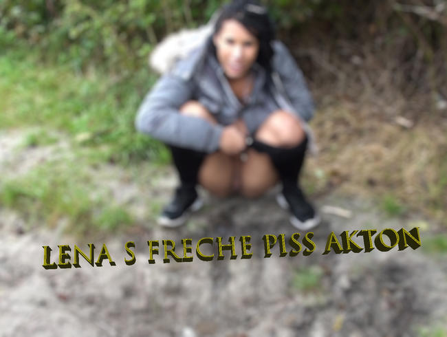 Video Thumbnail Lenas kleiner Pinkelspaß