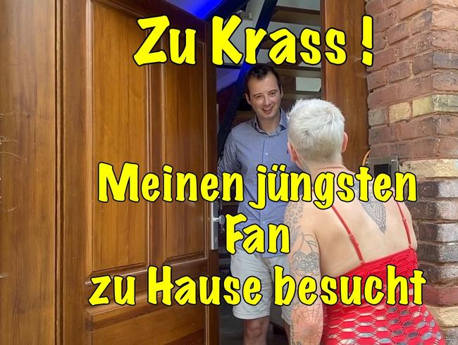 Video Thumbnail Zu Krass!Meinen jügsten Fan zu Hause besucht