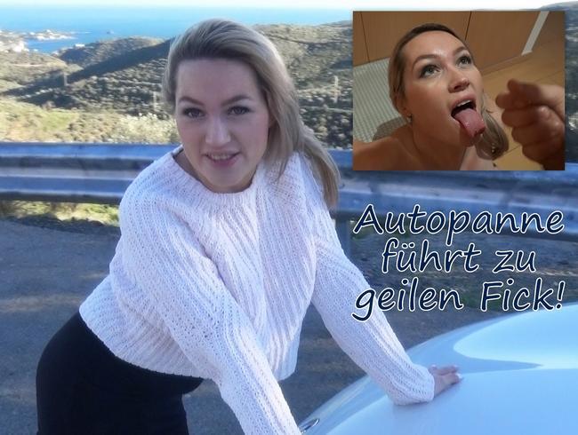 Video Thumbnail Autopanne führt zu geilen Fick!