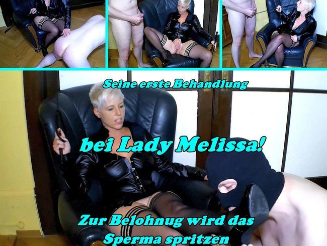 Video Thumbnail Lady Melissa holt auch deinen Saft aus den Eiern!
