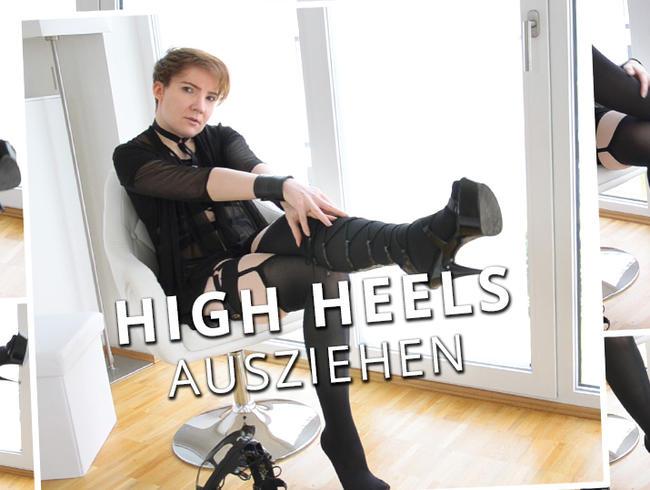 Video Thumbnail HighHeels ausziehen