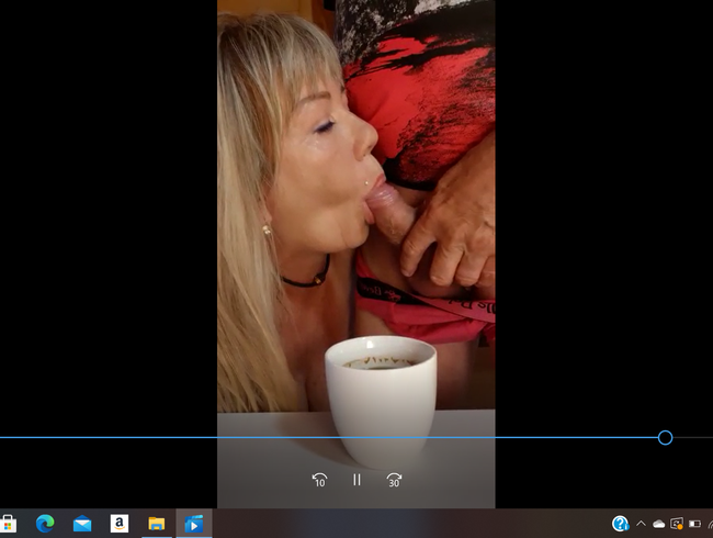 Video Thumbnail MORGENLATTE IN KAFFEE GEWICHST
