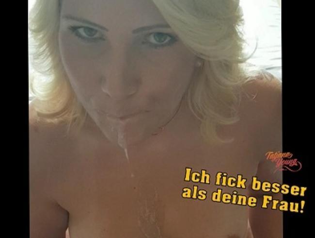 Video Thumbnail Ich fick dich besser als deine Frau!