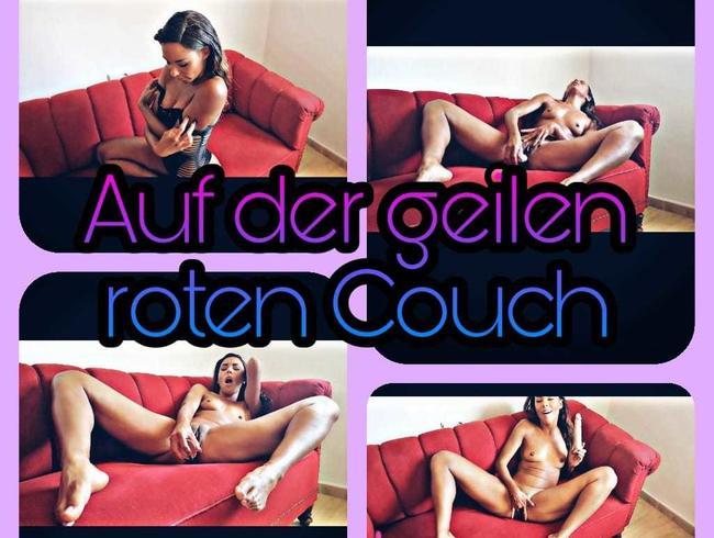 Video Thumbnail Auf der geilen roten Couch