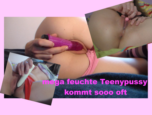 Video Thumbnail Teenypussy im Orgasmusrausch - best of