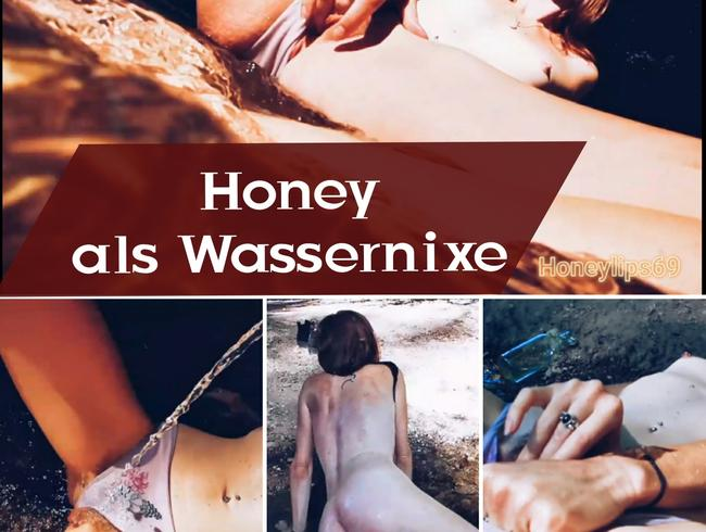 Video Thumbnail Honey als Wassernixe