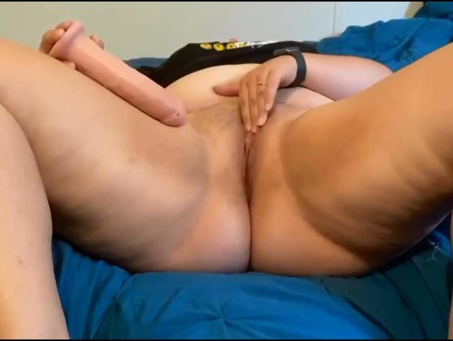 Video Thumbnail Ela Black - Richtig geil das Morgen Fötzchen bespielt!!!