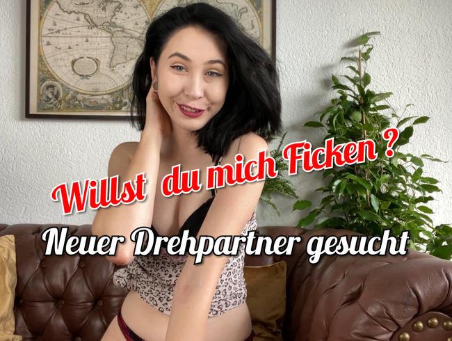 Video Thumbnail Willst du mich ficken? Neuer Drehpartner Gesucht!