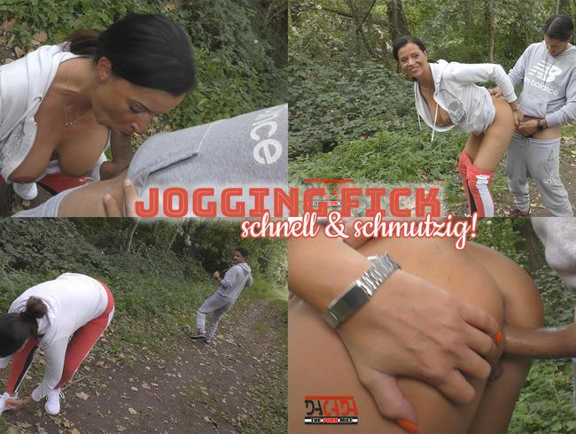 Video Thumbnail Outdoor Joggingfick!