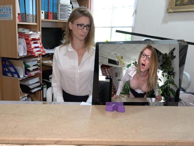 Video Thumbnail Anal Büroschlampe!