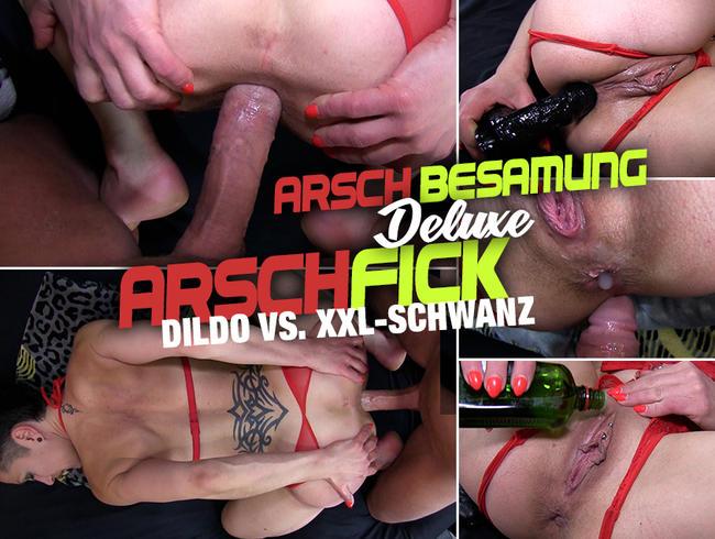 Video Thumbnail ARSCHFICK TEST | DILDO vs. XXL-SCHWANZ mit AO-BESAMUNG