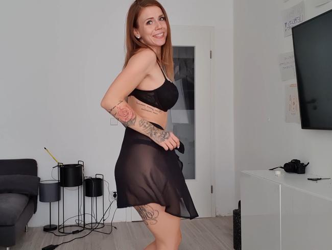 Video Thumbnail Mein erstes sexy TWERK Video in Unterwäsche