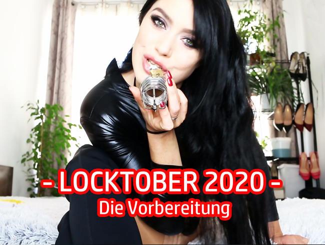 Video Thumbnail Locktober 2020 - Die Vorbereitung