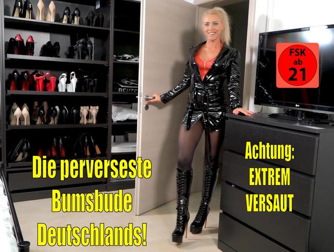Daynia - Die perverseste Bumsbude Deutschlands | Hardcore 3Loch Fick Sperma Doppelpiss Spektakel!