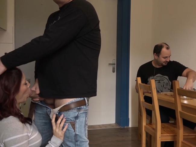 Video Thumbnail Vor dem Stiefbruder in den Arsch gefickt