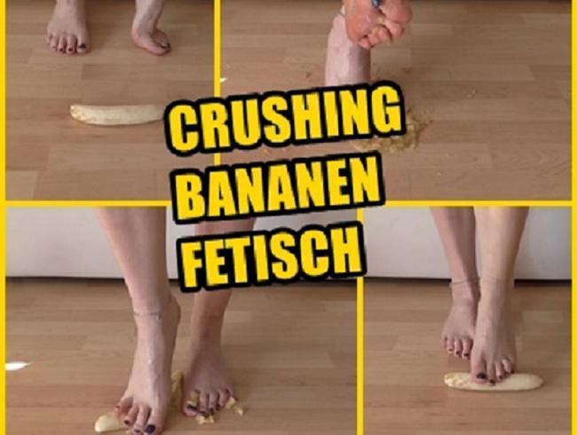 Video Thumbnail Crushing Bananen Fetisch
