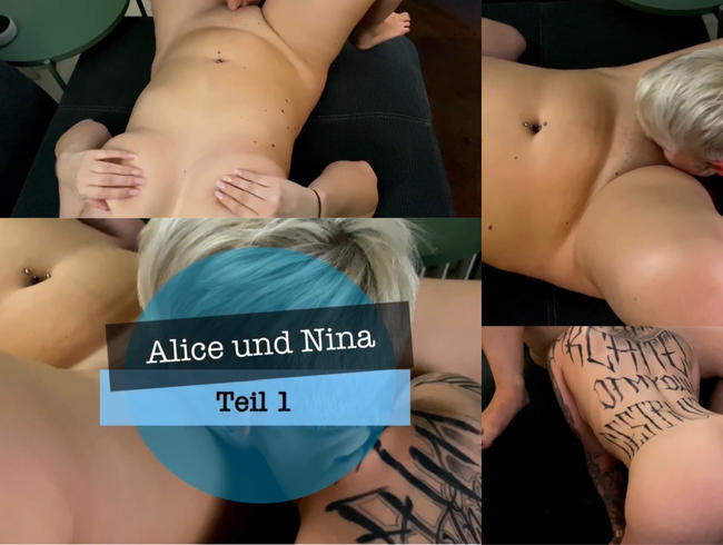 Video Thumbnail Alice X Nina - Part 1