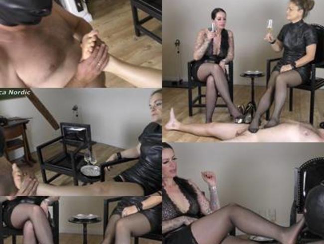 Video Thumbnail Sklavenerziehung von den Nylonladys