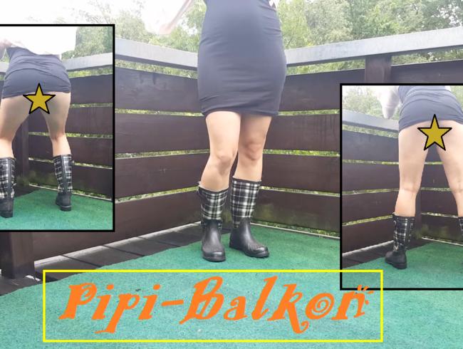 Video Thumbnail Pipibalkon und Gummistiefel