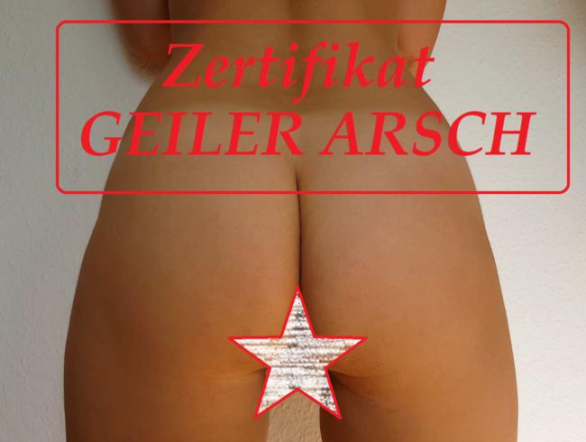 Video Thumbnail Mein geiler Arsch für Dich!!