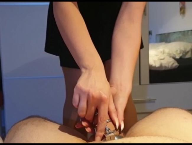 Video Thumbnail Abrichtung Zum keuschen Cucki Teil 2 (POV)