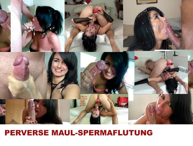 Video Thumbnail PERVERSE MAUL-SPERMAFLUTUNG! Best of
