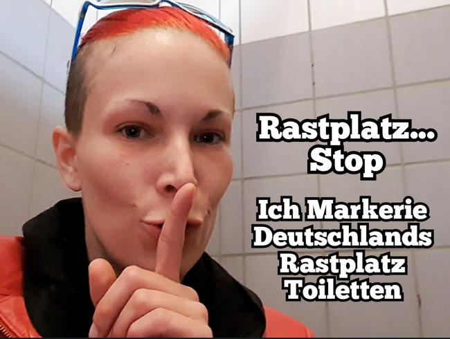 Video Thumbnail Ich Markerie Deutschlands Rastplatz Toiletten