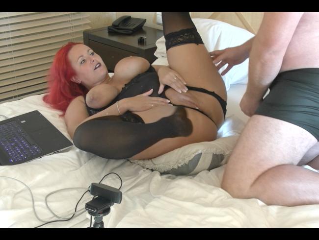 Video Thumbnail Im Hotel vor der Cam GEFICKT!!!!!!!