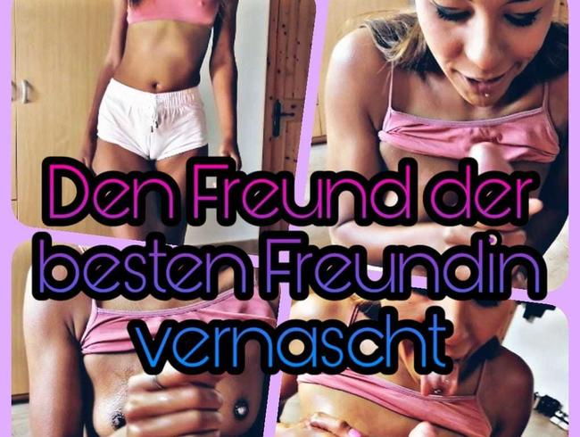 Video Thumbnail Freund der besten  Freundin vernascht !