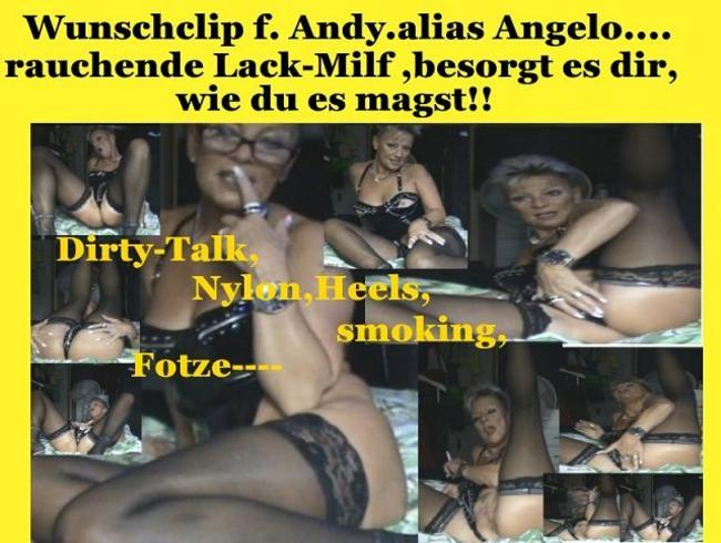Video Thumbnail reife Frauen-Wunschclip f Angelo...