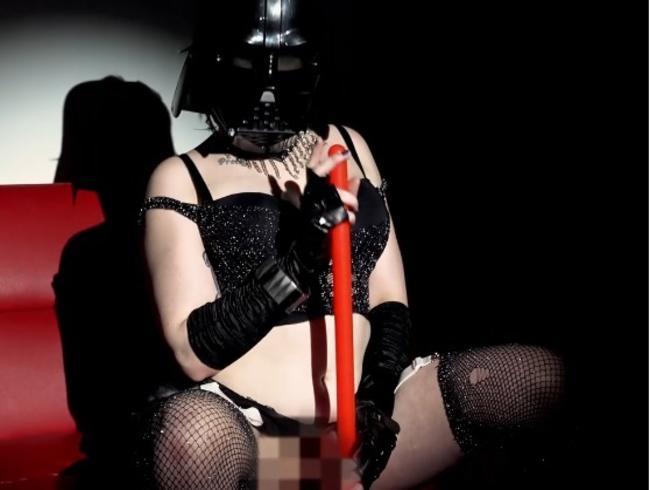 """Video Thumbnail Linda """"Darth Vader"""" Üppig"""