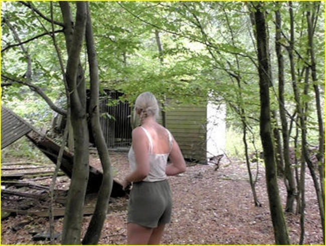 LissLonglegs - Outdoor-Mini Piss