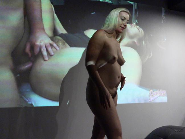 Video Thumbnail Mein erstes Mal im Pornokino! Squirt vor Publikum