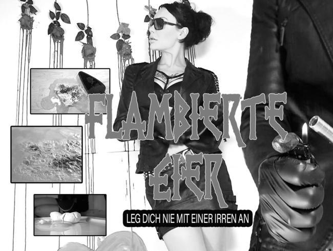 Video Thumbnail Flambierte Eier (Schwarz-Weiß-Clip)