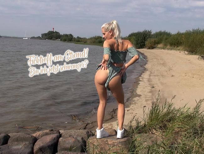 Video Thumbnail Ficktreff am Strand! Bin ich jetzt schwanger?
