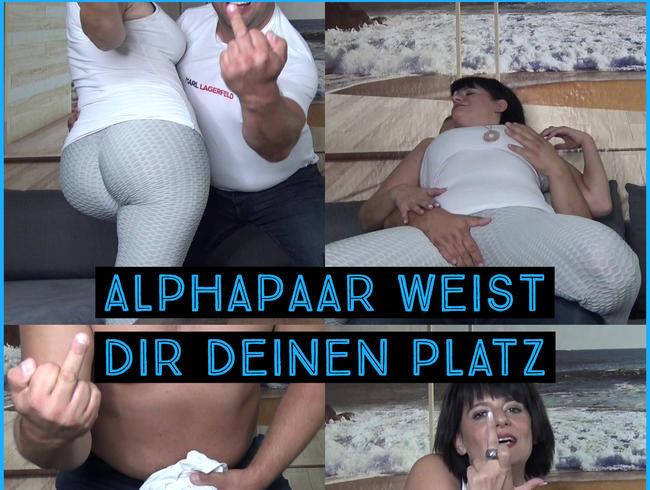 Video Thumbnail Alphapaar weist dir deinen Platz