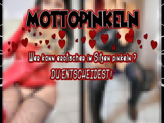 Video Thumbnail Mottopinkeln - Wer kann erotischer im Sitzen pinkeln